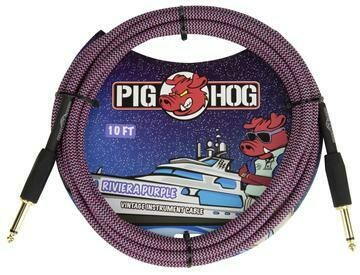 Pig Hog Instr. Cable 10 FT