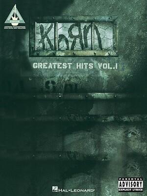 Hal Leonard Korn Greatest Hits Vol.1