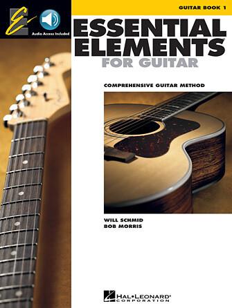 Hal Leonard Essential Elements for Guitar