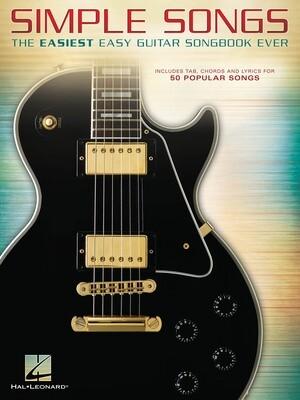 Hal Leonard Simple Songs