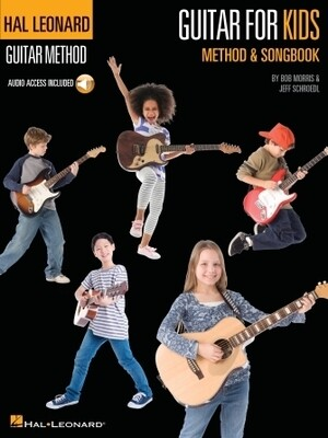 Hal Leonard Guitar Method Kids