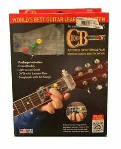 Chord Buddy Complete system