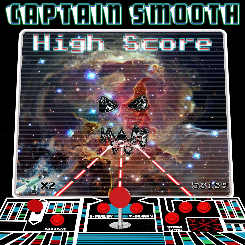 Captain Smooth- High Score CD