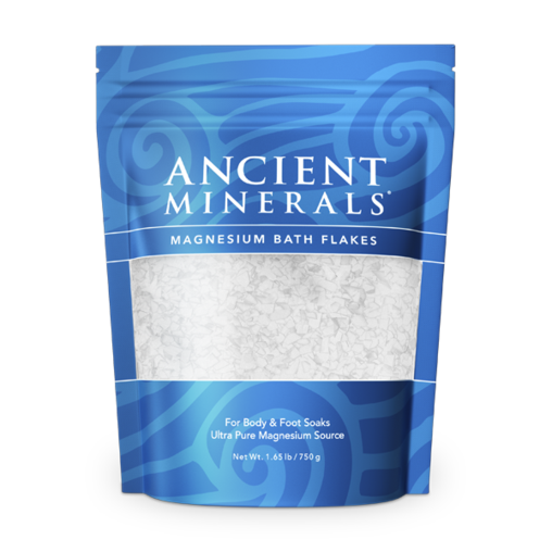 Ancient Minerals Bath Flakes - 750g - Full Strength