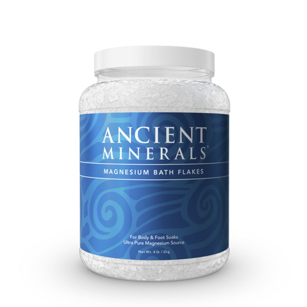 Ancient Minerals Bath Flakes - 2kg - Full Strength