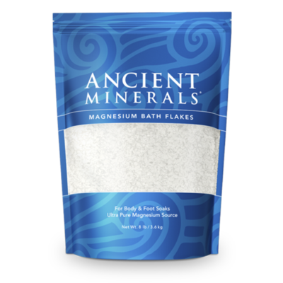 Ancient Minerals Bath Flakes - 3600g - Full Strength