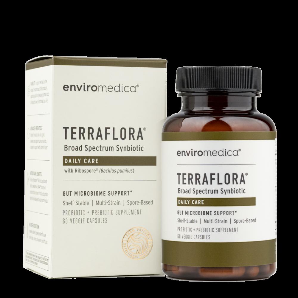 Terraflora Daily Care 60 caps (3 Bottle Special)