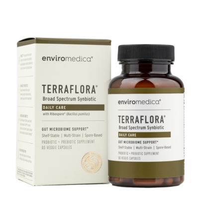 Terraflora Daily Care 60 caps (3 Bottle Special)