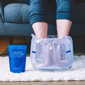 Magnesium Foot Bath Kit