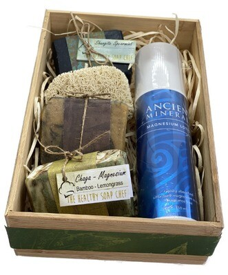 Magnesium Soap Box Gift Pack 1