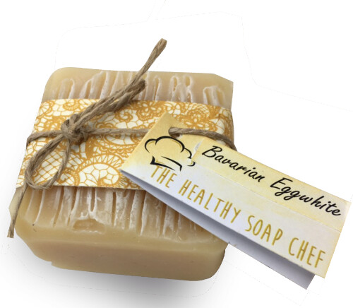 Bavarian Eggwhite facemask soap