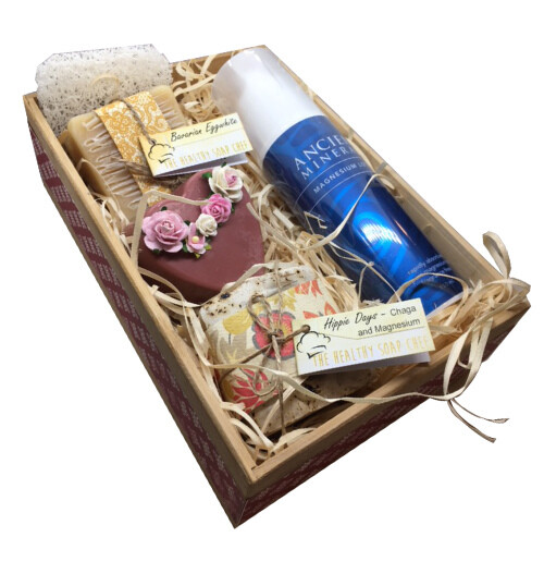 Magnesium Soap Box Gift Pack 2
