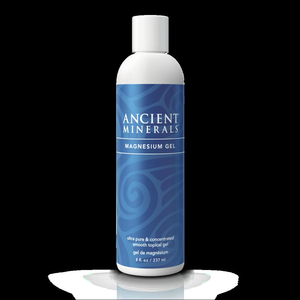 Ancient Minerals Magnesium Gel - 237 ml