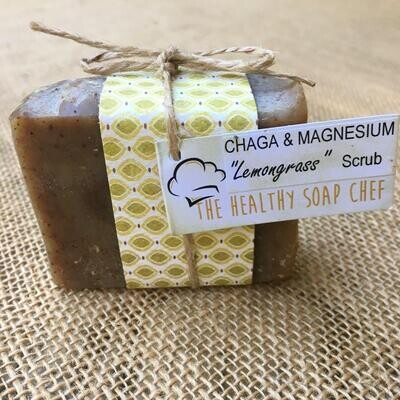 Lemongrass Soap Scrub