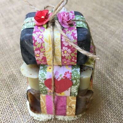 Gift Soap Stack