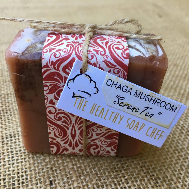 Serene Tea - Chaga Mushroom