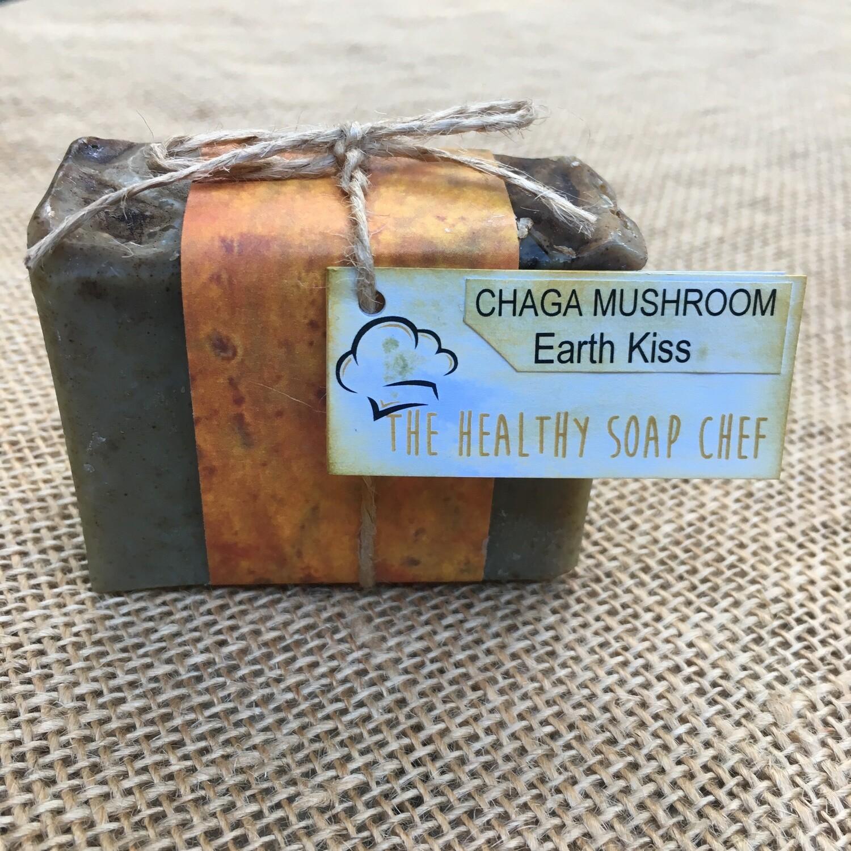 Earth Kiss - Chaga Mushroom