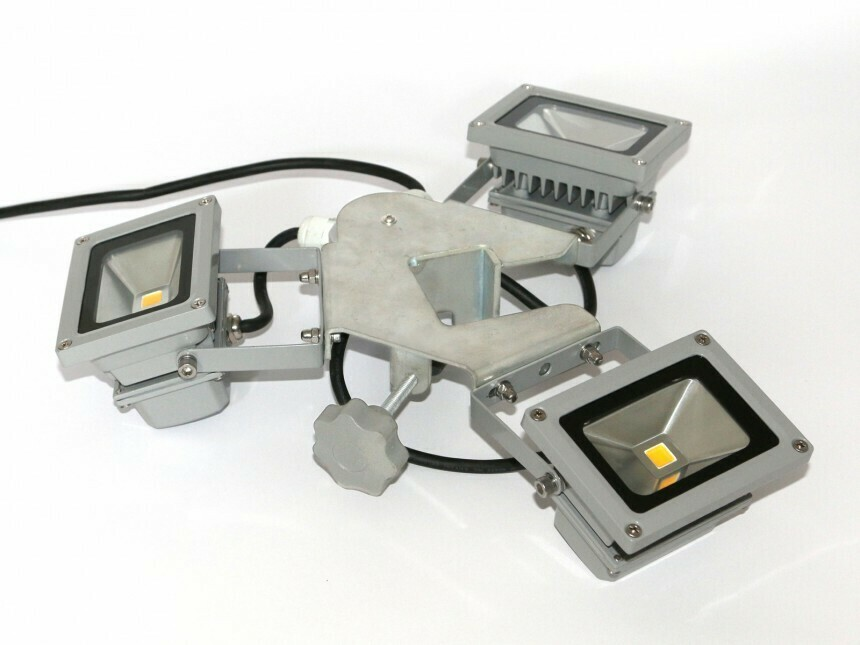 KIT Eclairage - 3 LED 30 W