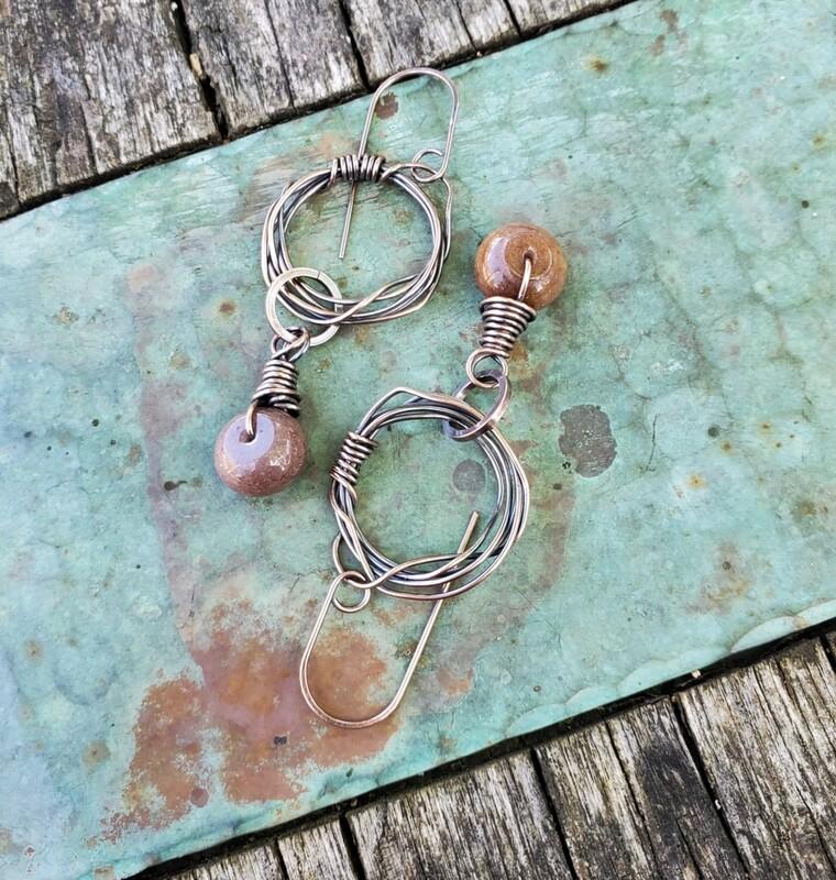 Terreus Earrings