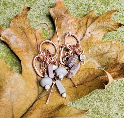 Trancensus Earrings