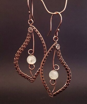 Folorium Earrings