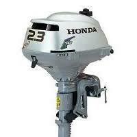 Abgaswartung Honda BF 2.3