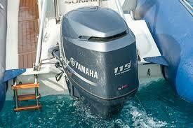 Abgaswartung 60bis 115 PS für Honda und Yamaha