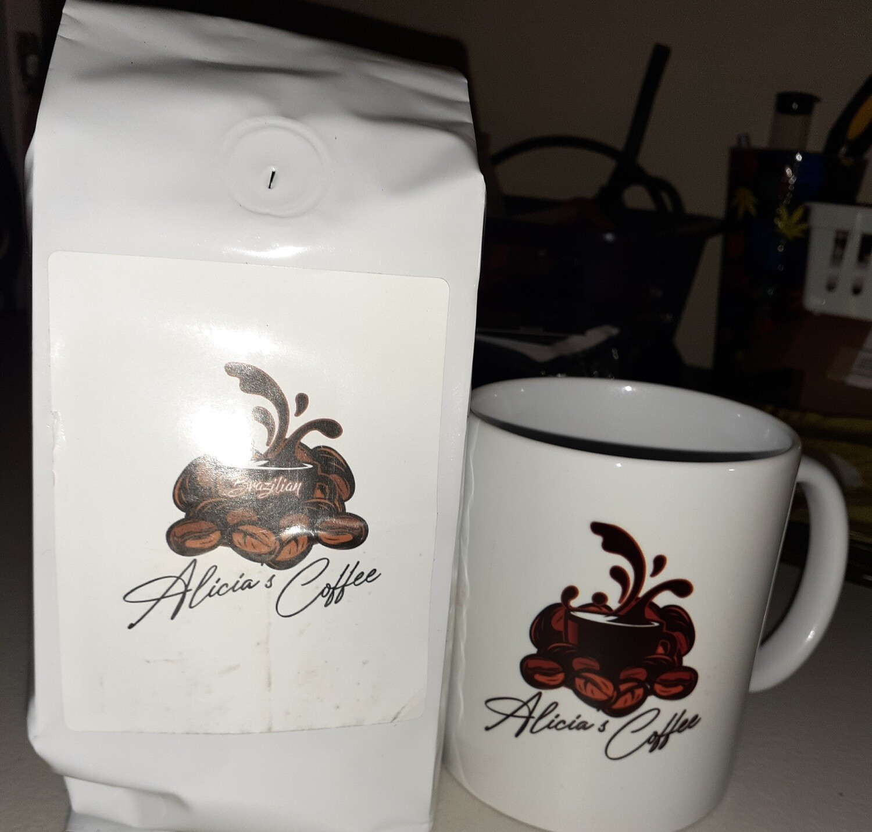 Alicia's Coffee(Mug)
