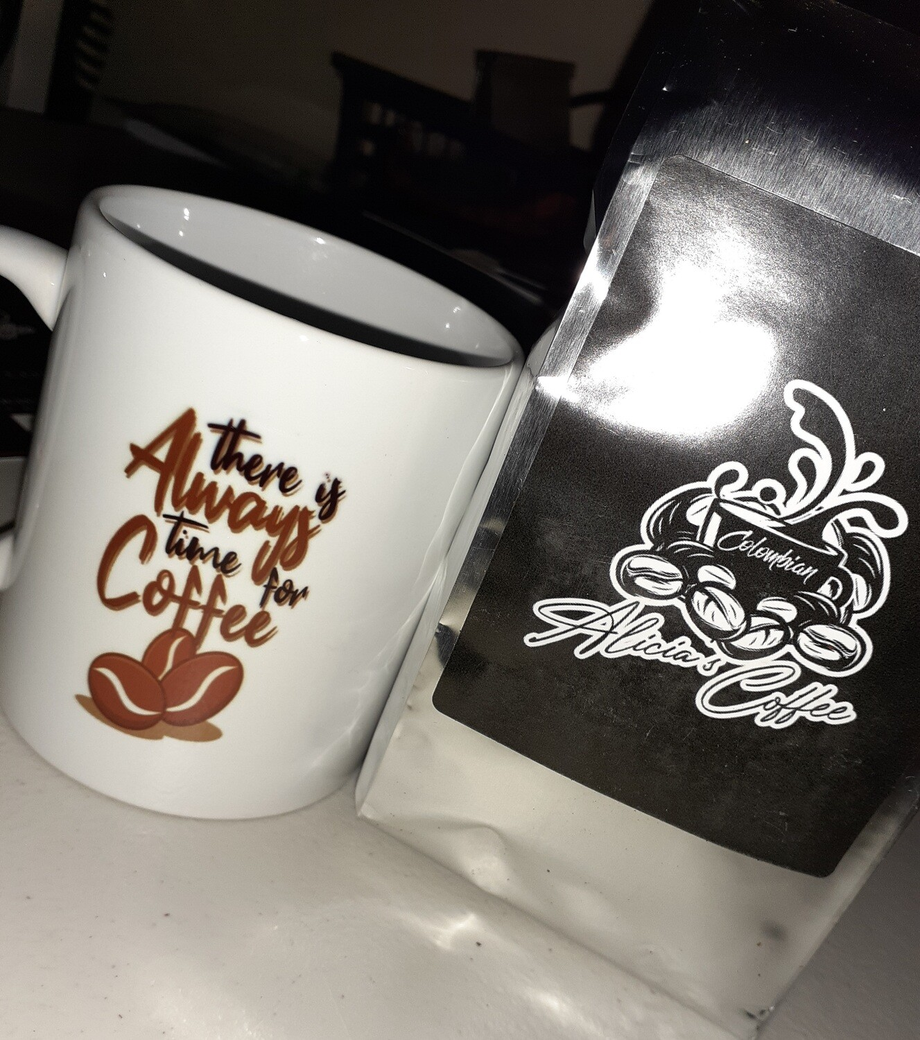 There's always time for coffee(mug)