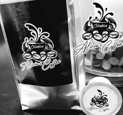 Colombian Blend-Keurig Cups-Caffeinated- 12 packs