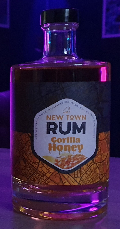 Gorilla Honey Rum