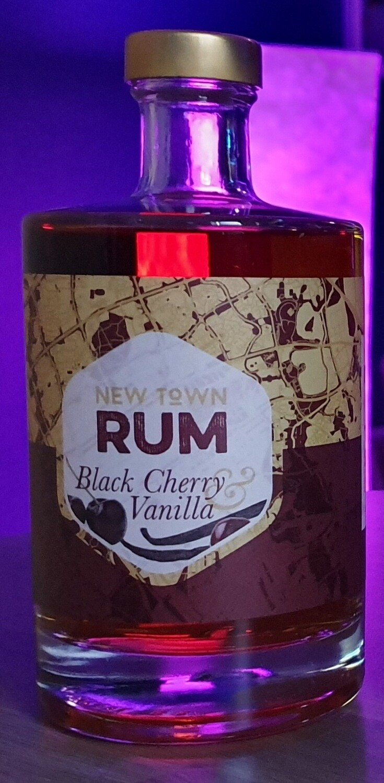 Black Cherry & Vanilla Rum