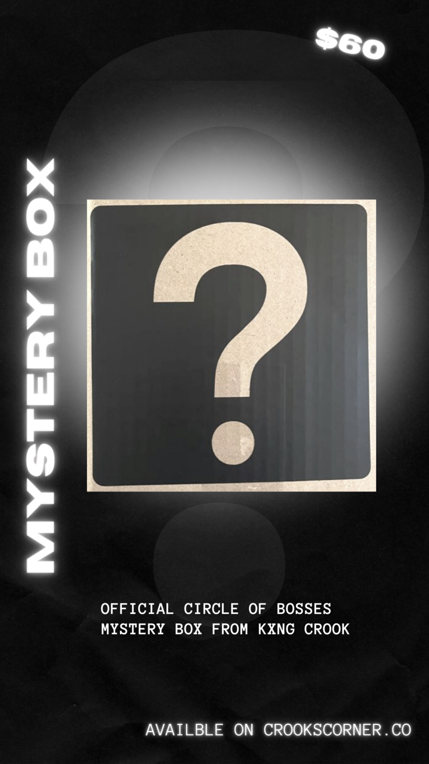 CIRCLE OF BOSSES - LIMITED MYSTERY BOX