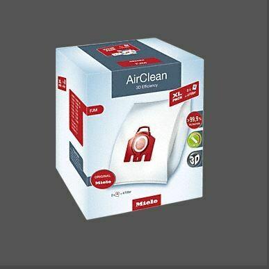 XL-Pack AirClean 3D Efficiency FJM 8 AirClean FJM dust bags