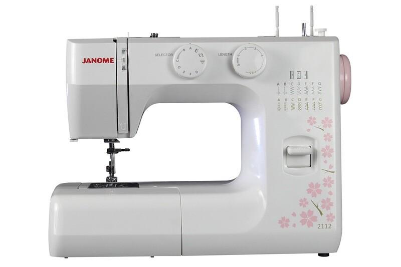 Janome 2112 Cherry Blossom