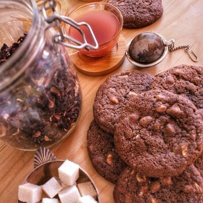 Cookie Trois chocolats
