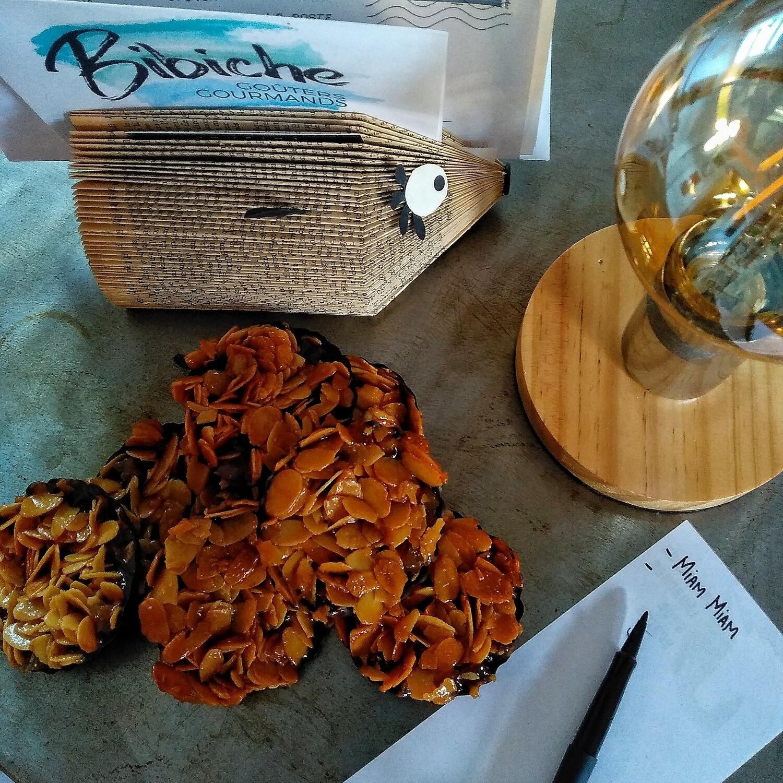 Florentin Amandes - Oranges confites