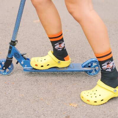 Retro Rodney Crew Socks