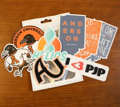 AU Sticker Pack