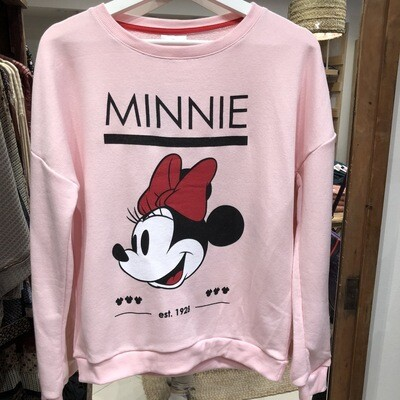 SUDADERA MINNIE