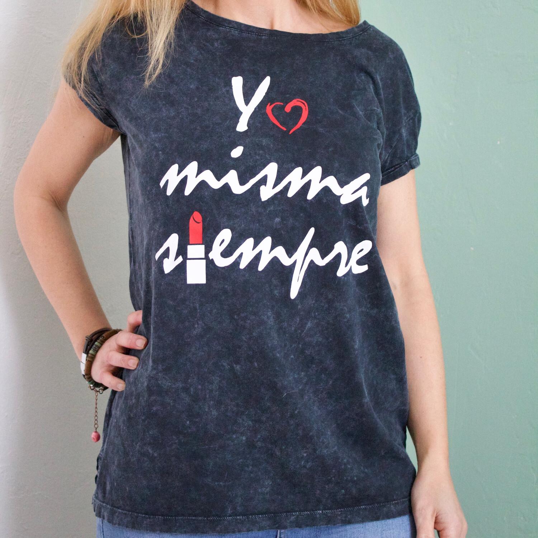Camiseta yo misma