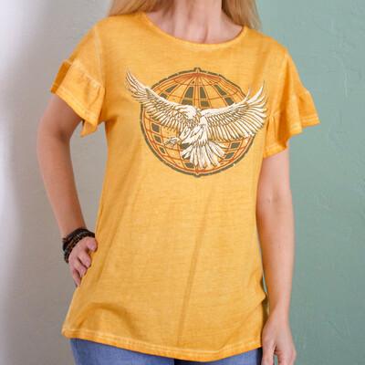 Camiseta águila
