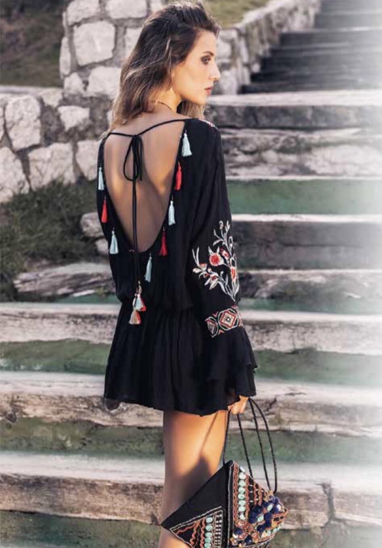 Vestido tarakan II