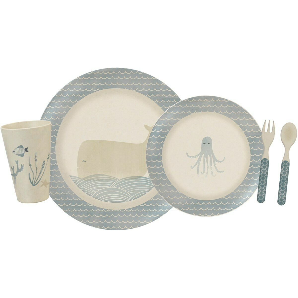 Under The Sea Dish Set