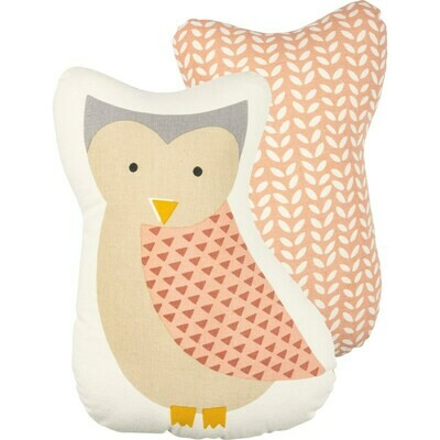 Owl  Child's Pillow