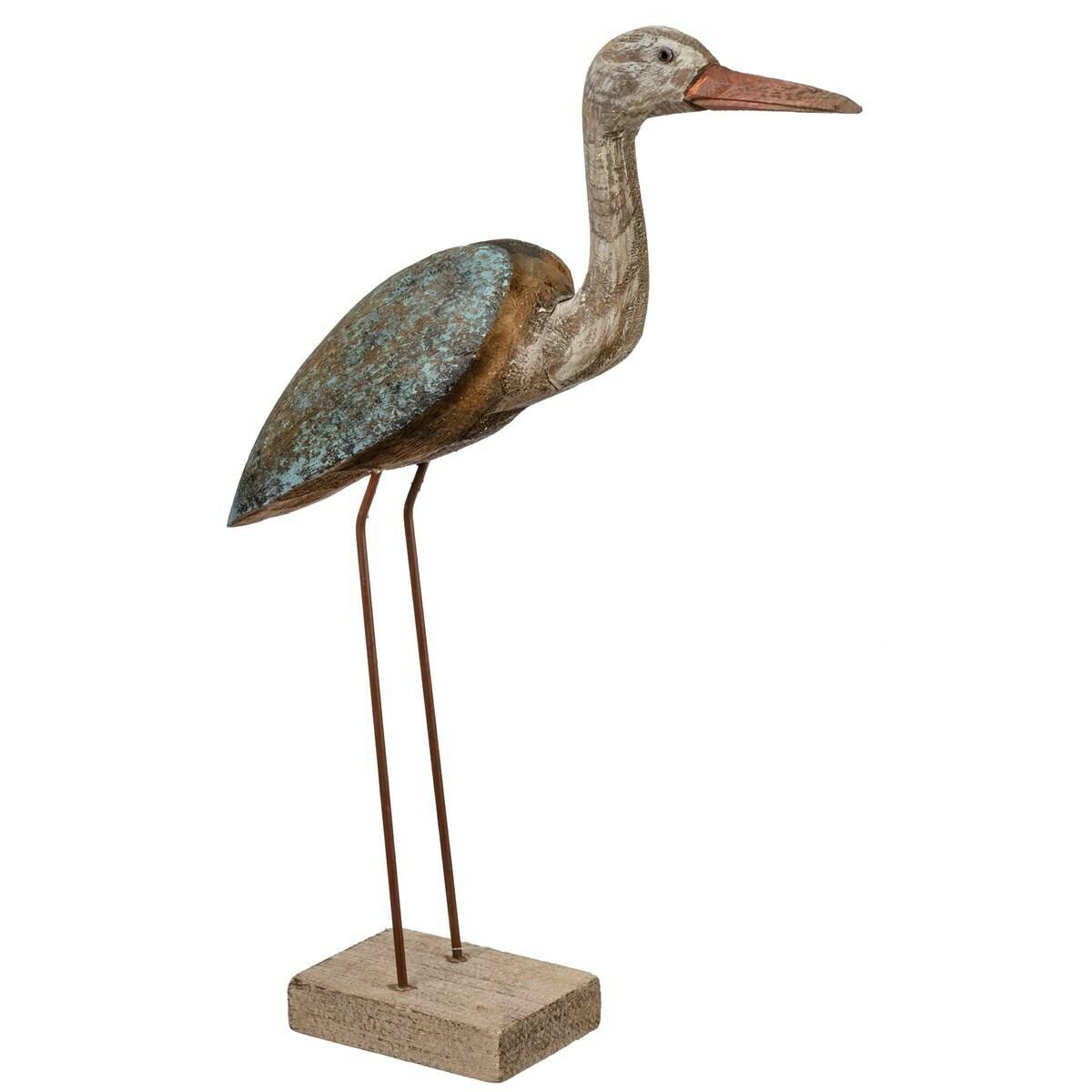 Wood Crane