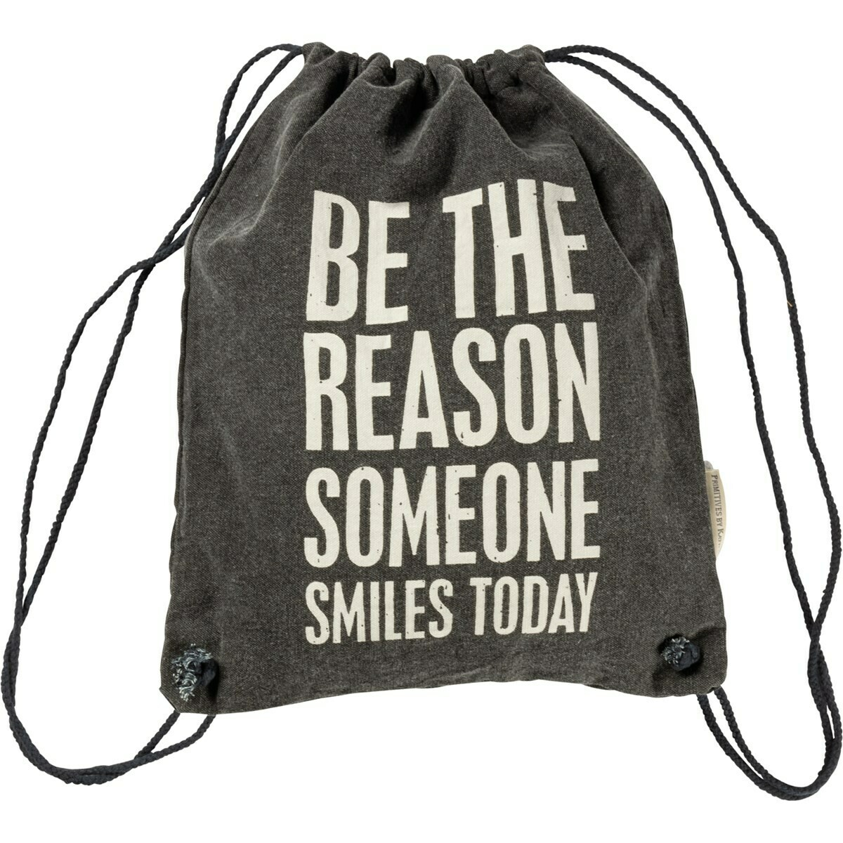 Be the Reason Drawstring Bag