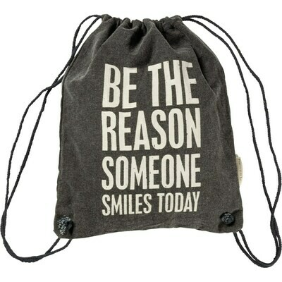 Be the Reason Drawstring Bag