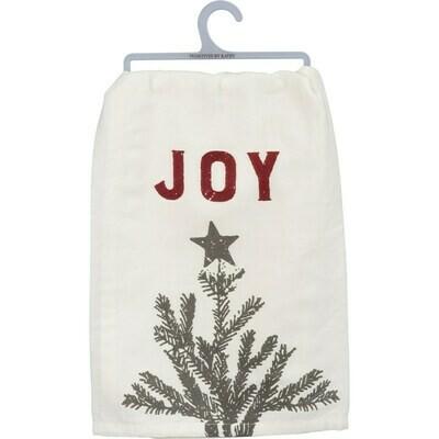 Joy Cotton Dish Towel