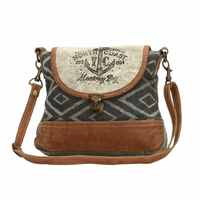 North Coast Anchor Cross Body Bag